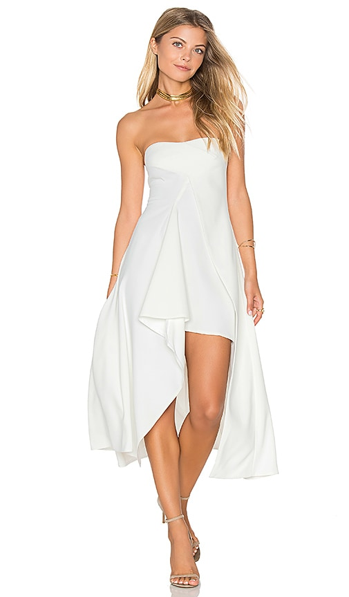 Assali Boulard Dress in White