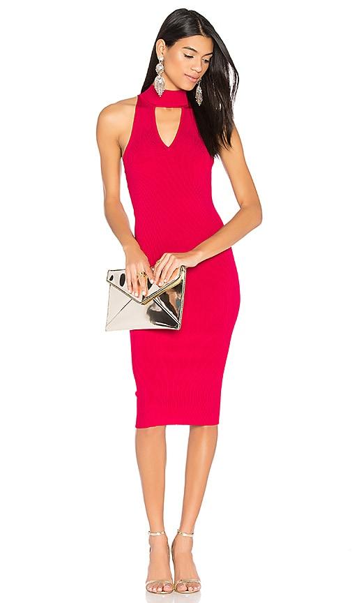 ARC Livy Dress in Fuchsia