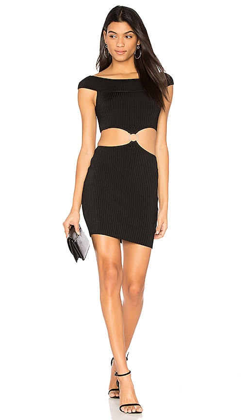ARC Vivian Dress in Black
