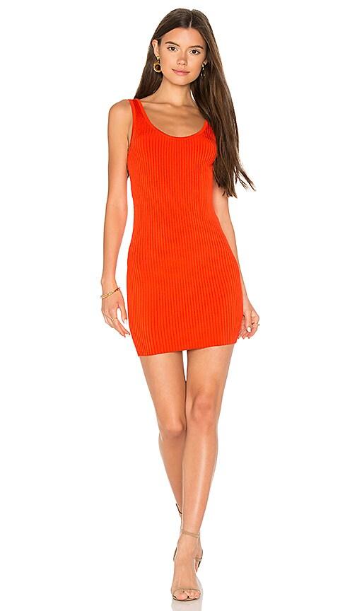 ARC Hailey Dress in Orange