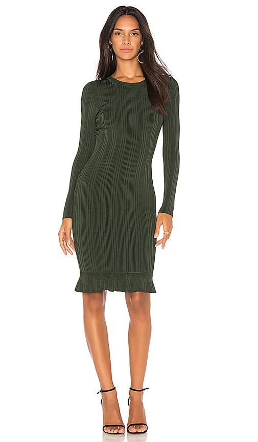ARC Mila Dress in Green