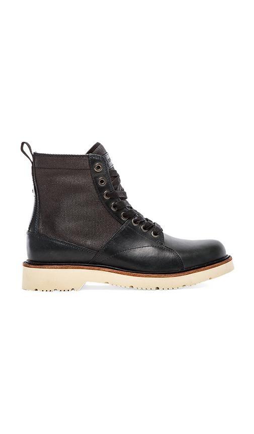 Chamberlain Boot