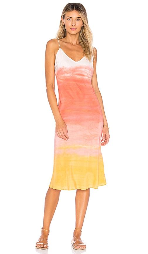 Amanda Bond Janice Dress in Pink
