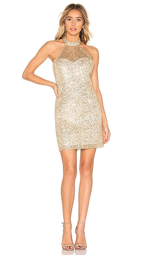 Sunny Halter Mini Dress