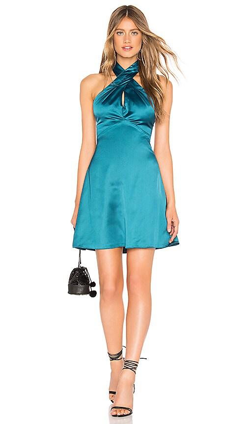 Amerie Halter Dress