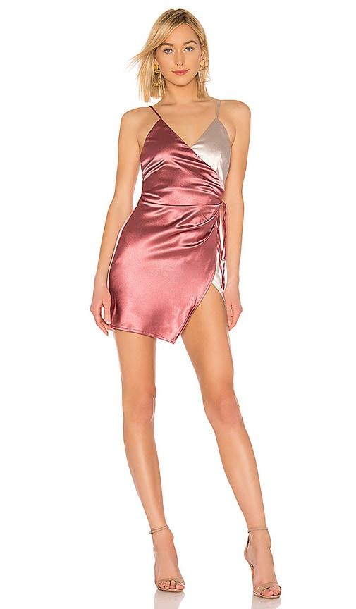 Alexi Wrap Dress