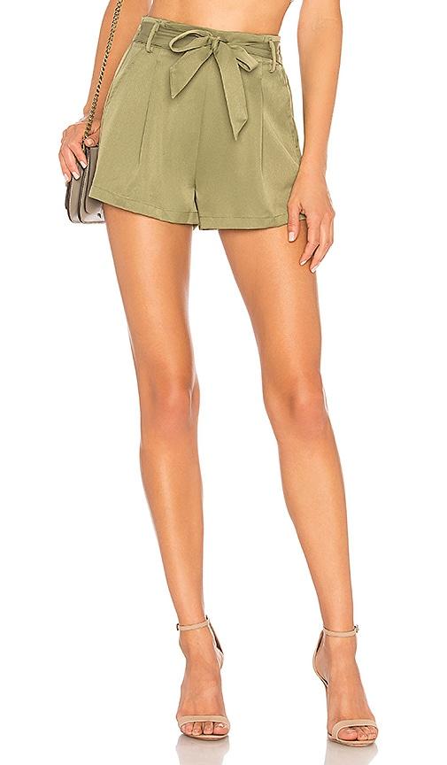 Katerina Paperbag Shorts