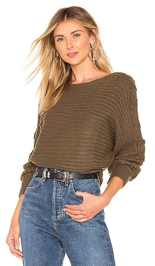 Dana Pullover Sweater