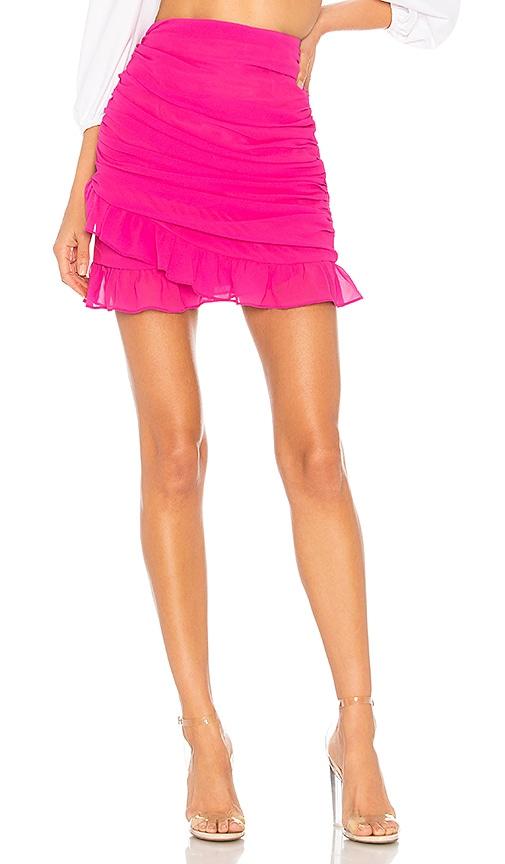 Lorraine Ruched Skirt