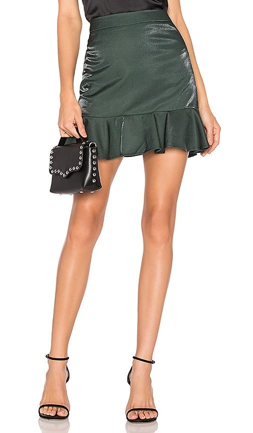 Tina Metallic Skirt