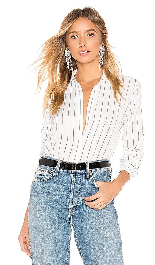 Clara Button Up Top
