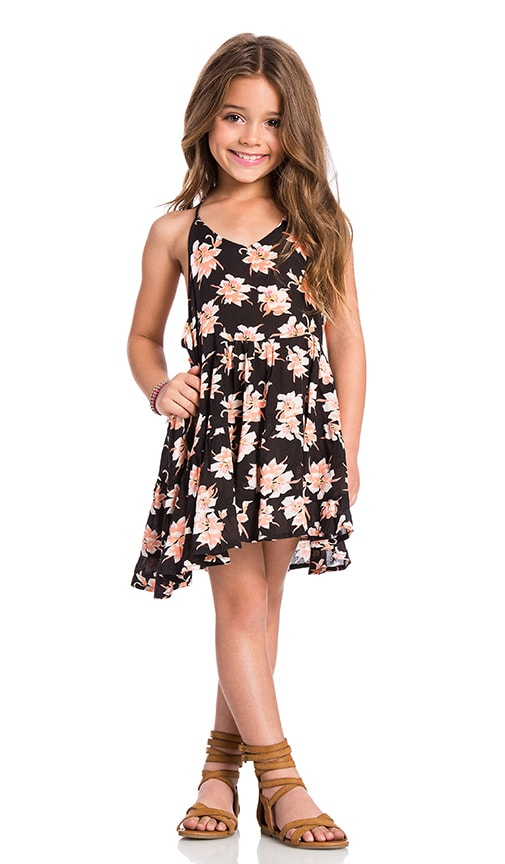 Acacia Swimwear Honey Bahamas Floral Dress in Aloha