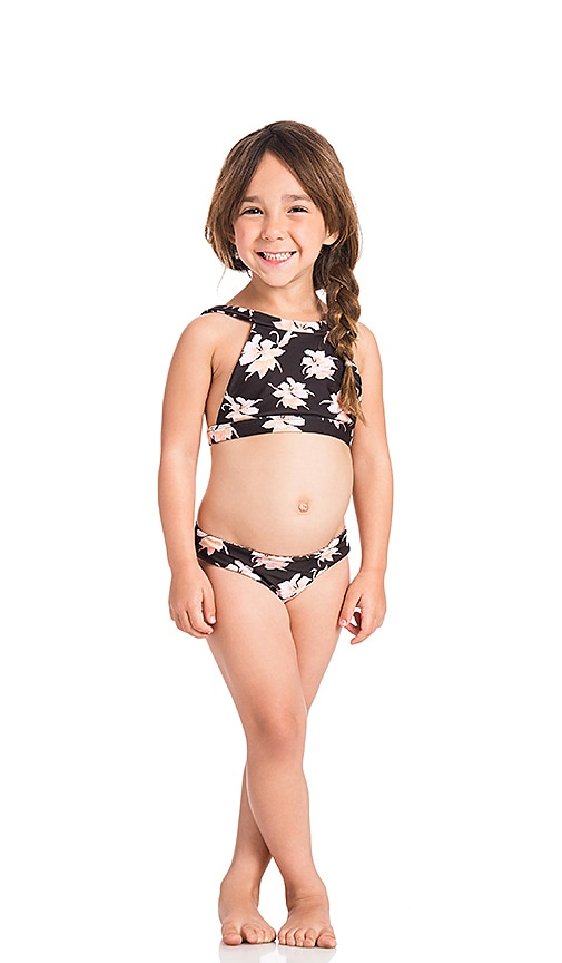Acacia Swimwear Honey Dubai Swimsuit  in Black