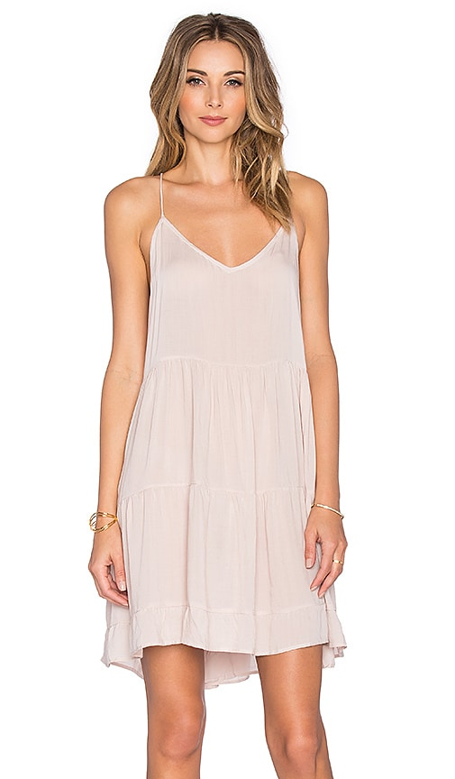 Acacia Swimwear Bahamas Mini Dress in Foam