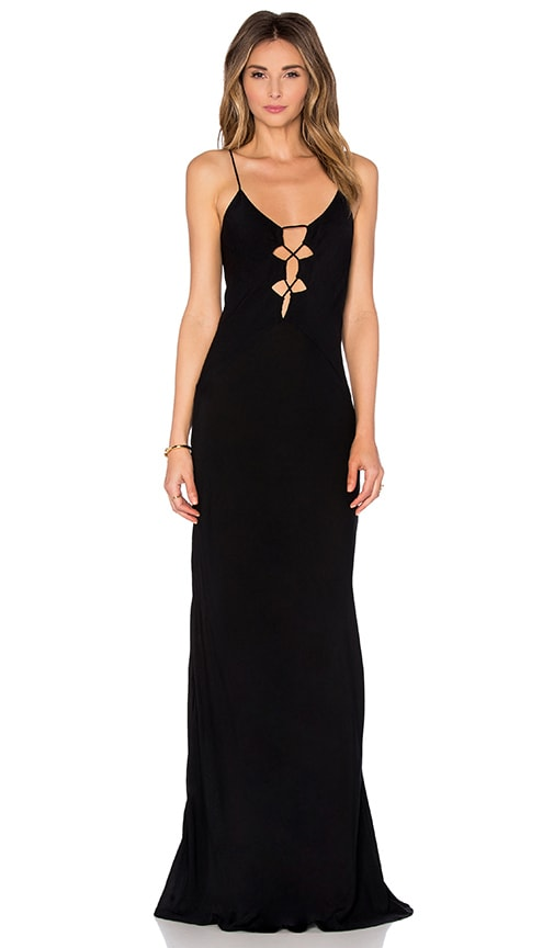 Acacia Swimwear Brawa Maxi Dress in Storm