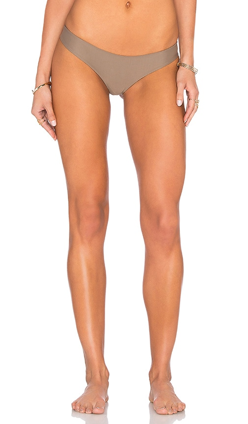 Acacia Swimwear Ho'okipa Bottom in Tan