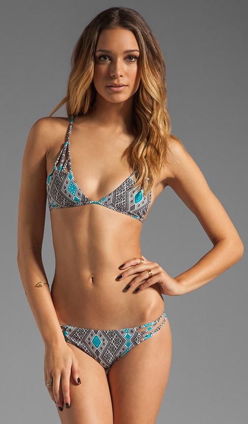 Santorini Bikini Top