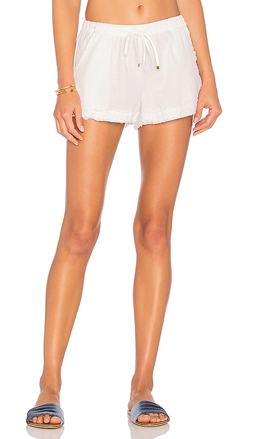 YFB CLOTHING Arrow Short in White