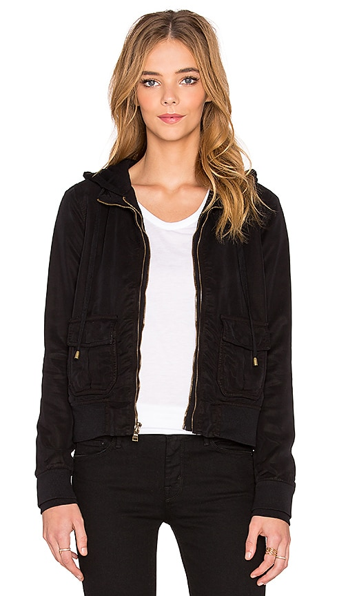 YFB CLOTHING Alena Jacket in Black