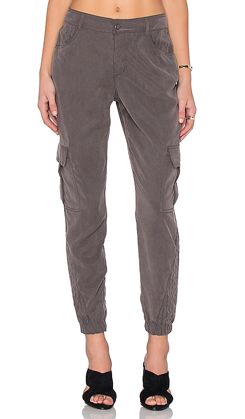 YFB CLOTHING Solana Pant in Gray