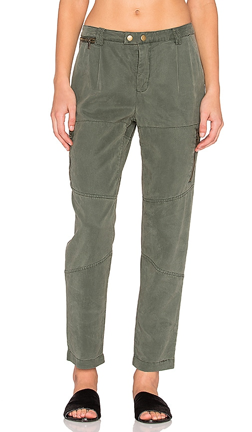 YFB CLOTHING Paula Pant in Hunter