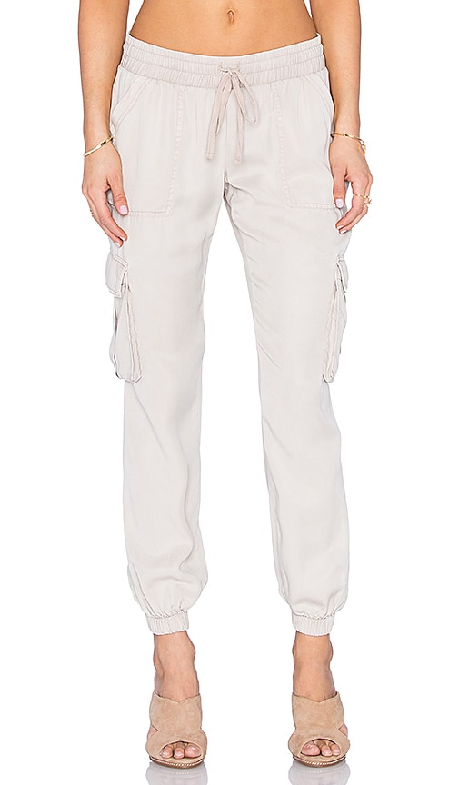 YFB CLOTHING Magnolia Pant in Gray