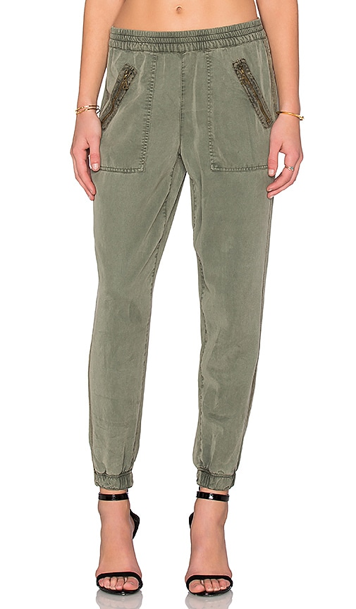 YFB CLOTHING Landry Pant in Balsam