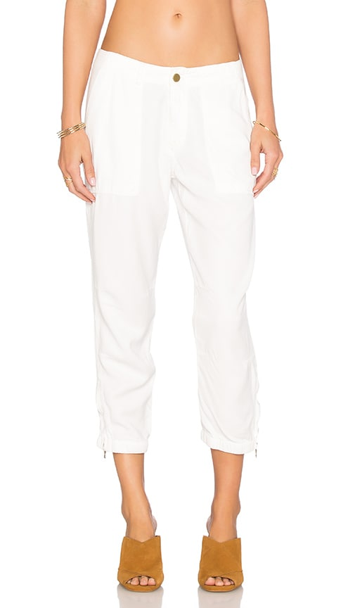 YFB CLOTHING Rush B Pant in White