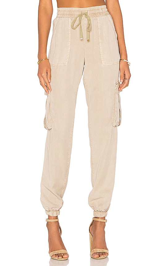 YFB CLOTHING Magnolia Pant in Beige