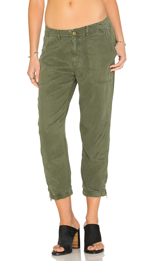 YFB CLOTHING Rush B Pant in Green