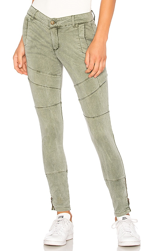 YFB CLOTHING Parisa Pant in Olive
