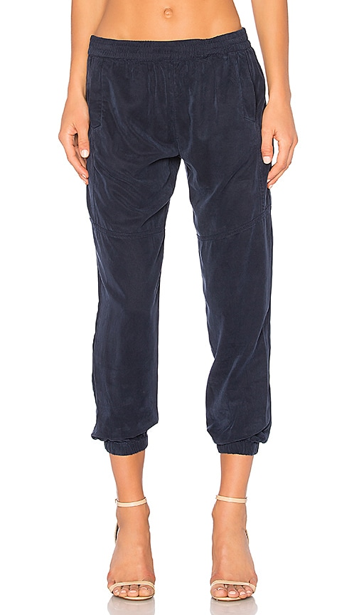 YFB CLOTHING Ledge B Jogger in Navy