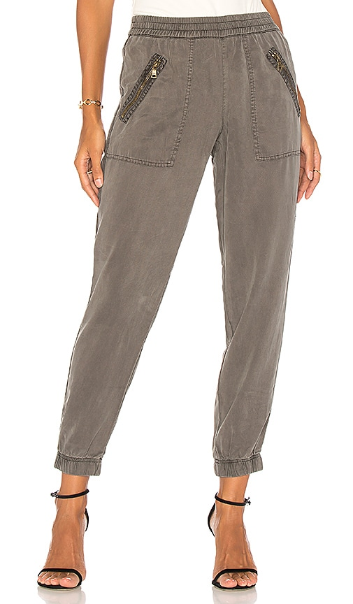 YFB CLOTHING Landry Pant in Gray