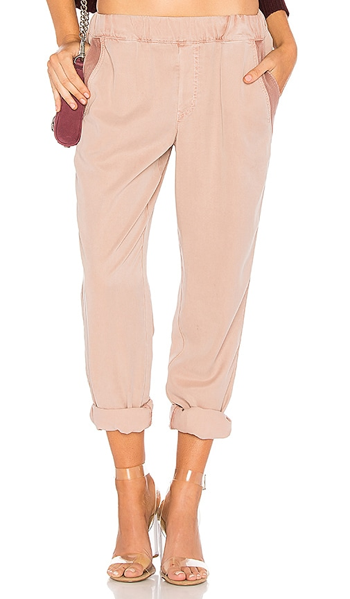 YFB CLOTHING Larry Pant in Blush