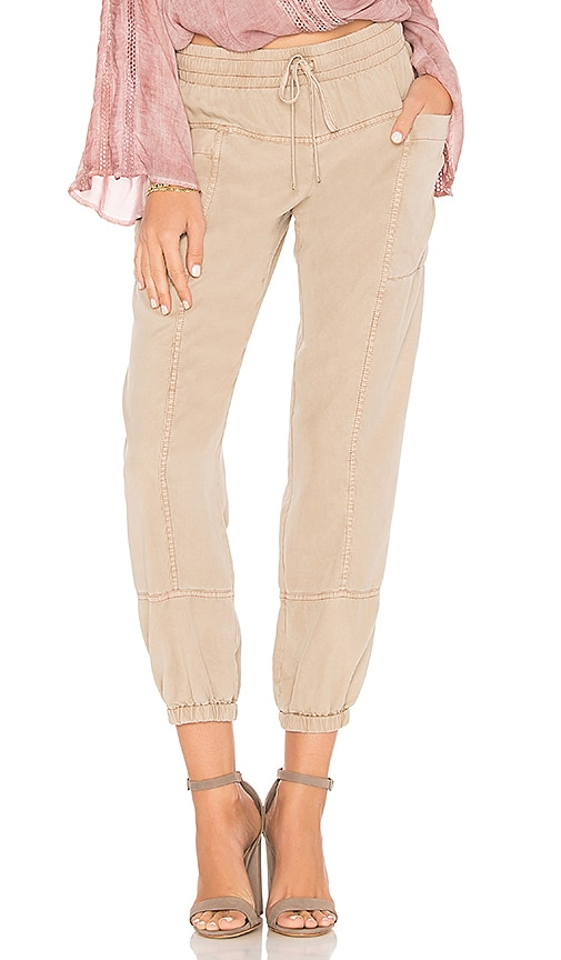 YFB CLOTHING Simmons Pant in Tan