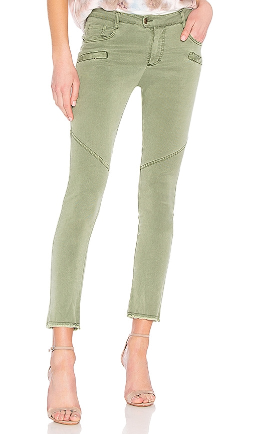 YFB CLOTHING Bullet Pant in Green