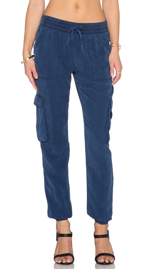 YFB CLOTHING Magnolia Pant in Navy