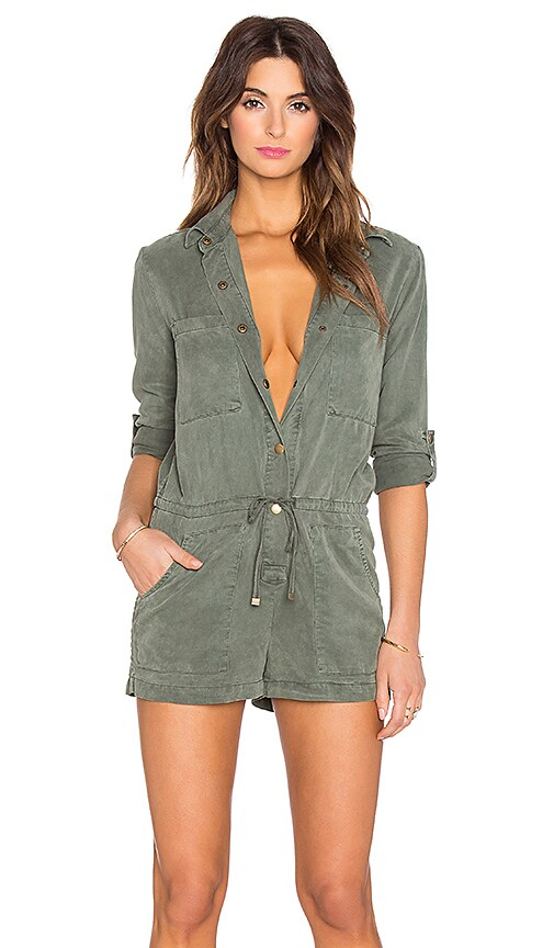 YFB CLOTHING Luis Romper in Balsam