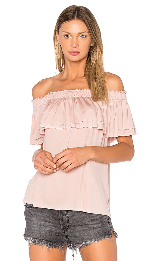 YFB CLOTHING Birdy Top in Pink