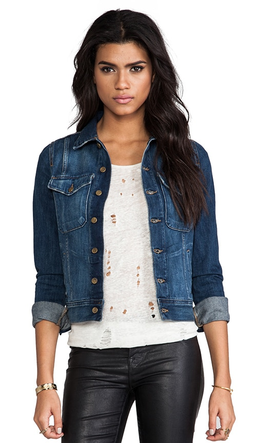 Abbey Denim Jacket