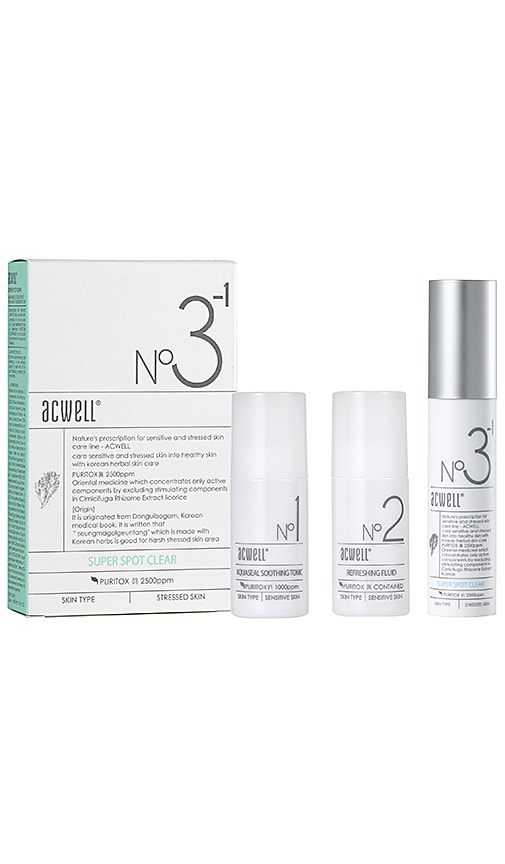 ACWELL Super Spot Clear in Beauty: Na
