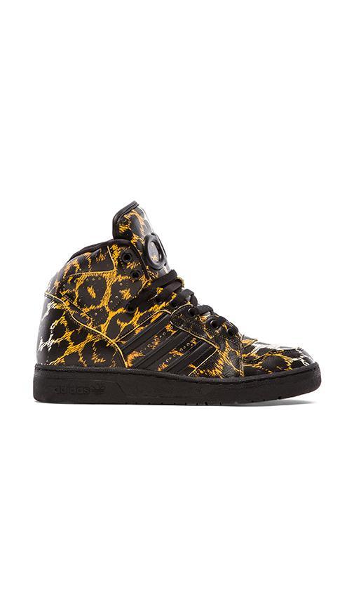 premium selection de106 64a4b Instinct Hi Leopard. Instinct Hi Leopard. adidas Originals by Jeremy Scott
