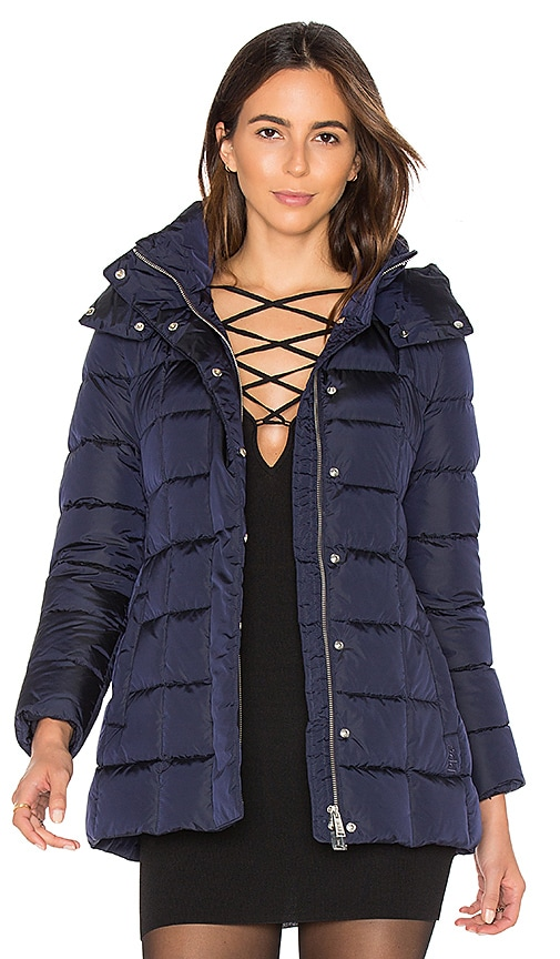 ADD Down Jacket in Navy