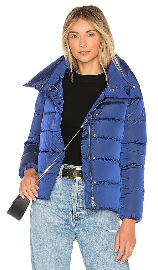 ADD Down Jacket in Blue