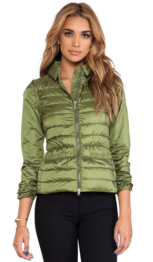 Down Detachable Jacket