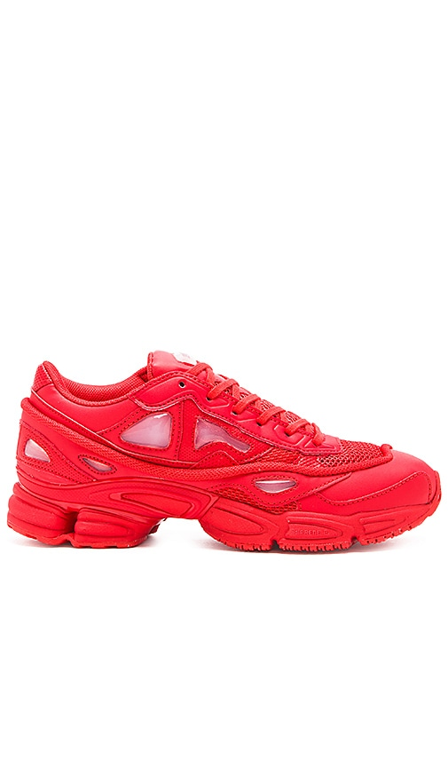 Adidas Par Raf Simons Rs Ozweego Iii Baskets Runner - Rouge