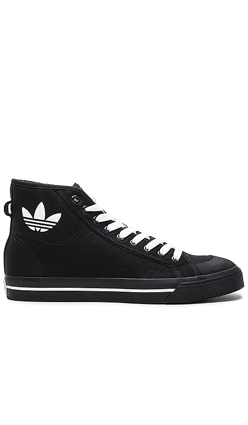 adidas by Raf Simons RS Matrix Spirit High Top in Black