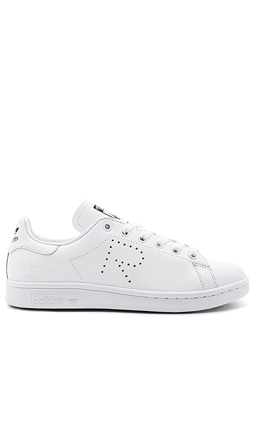 adidas by Raf Simons RS Stan Smith Lace Up Sneaker in White