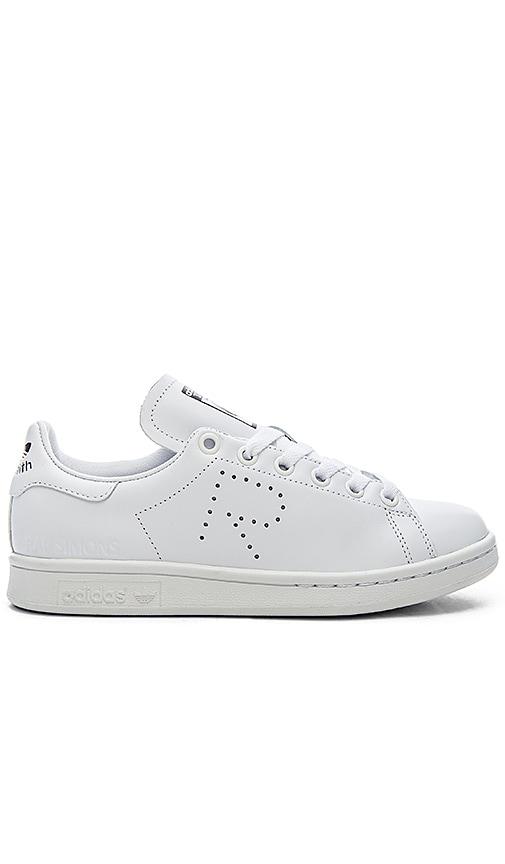 adidas by Raf Simons Stan Smith Sneaker in White