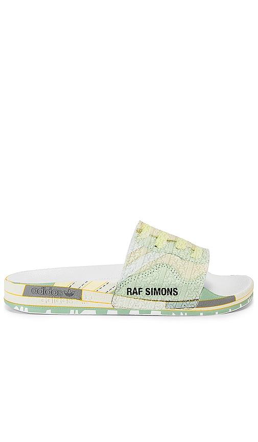 Raf Simons Peach Adilette Slide